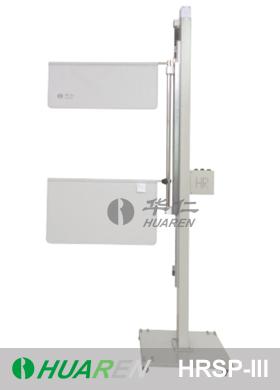 电动遥控式立式摄片架防护装置
