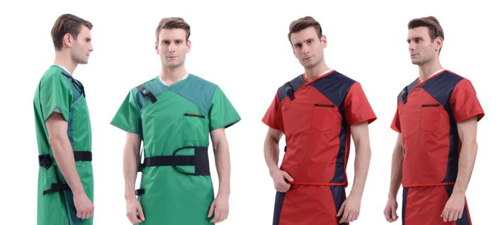 穿戴防护用品的颜色及尺寸选择
